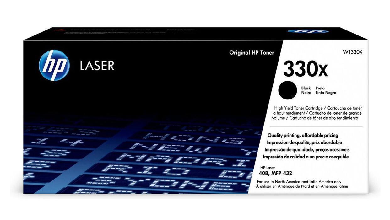 TONER HP W1330X 330X / XC  PRETO| ORIGINAL 15K