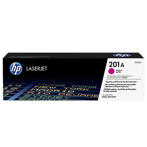 Toner LaserJet magenta HP 201A Original CF403A