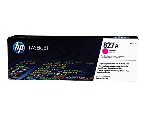 Toner LaserJet magenta HP 827A Original CF303A/AC