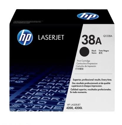 Toner LaserJet preto HP 38A Original (Q1338A)