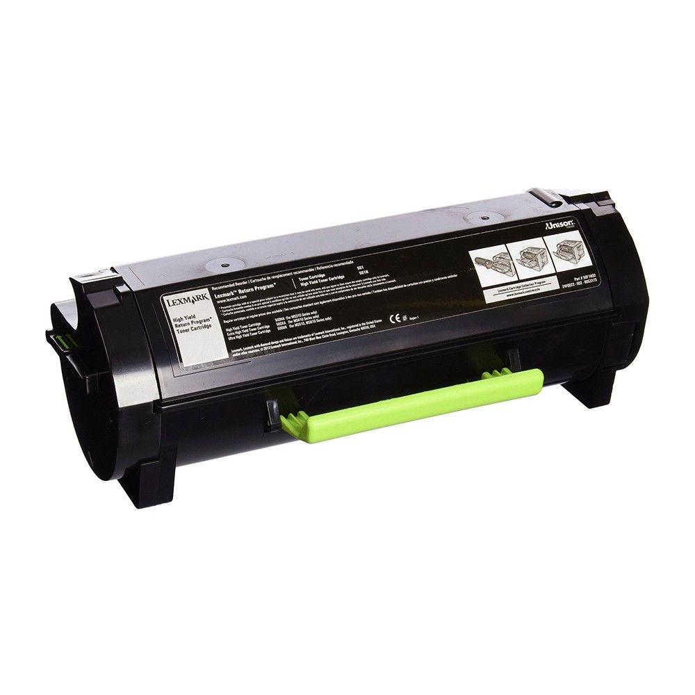 Toner Lexmark 50FBX00 - Preto (10K)