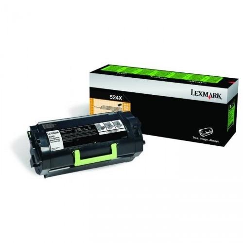 Toner Lexmark 52DBX00 - Preto (45K)