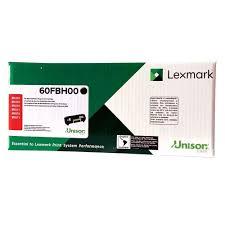 Toner Lexmark 60FBH00 - Preto