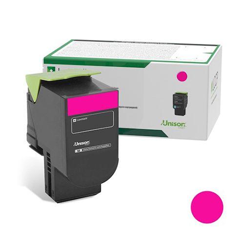 Toner Lexmark 78C4XM0 Magenta p/ 5.000 páginas