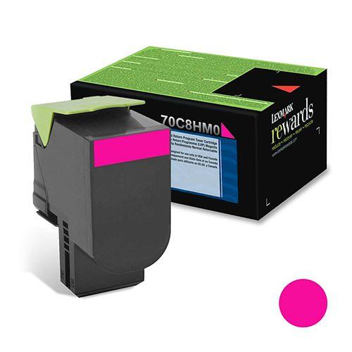 Toner Lexmark CS310/510 - Magenta - 3K - 70C8HM0
