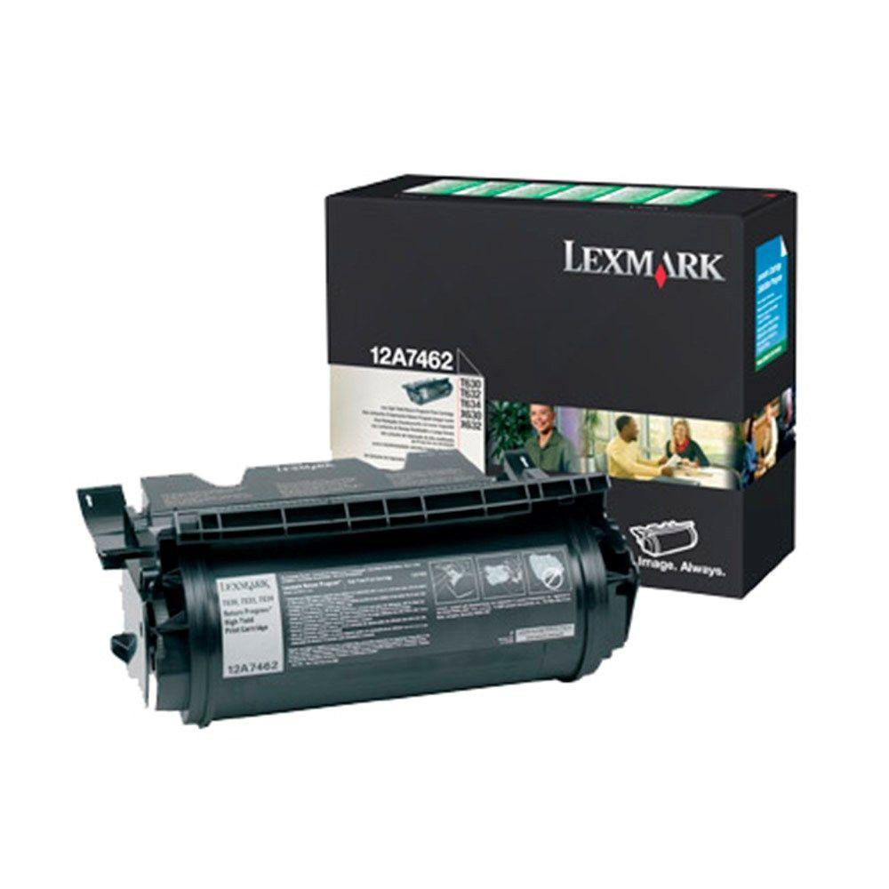 Toner Lexmark Optra T630/32/34 - 12A7462