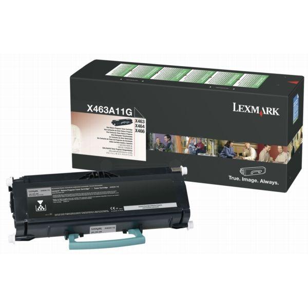 Toner Lexmark X463/464 Preto - X463A11G