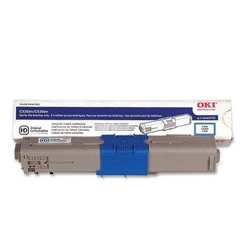 Toner Okidata  Ciano 3K C330/C331/C530 - 44973595