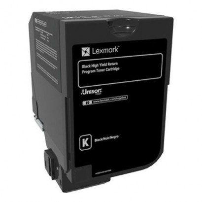 Toner Original Lexmark Black  CX725 - 84C4HK0