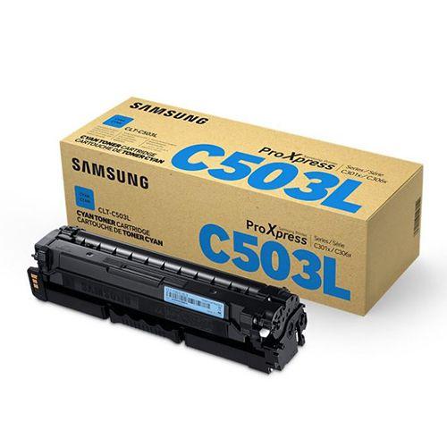 Toner Samsung CLT-C503L Ciano