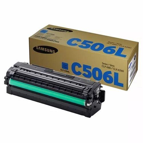 Toner Samsung CLT-C506L Ciano