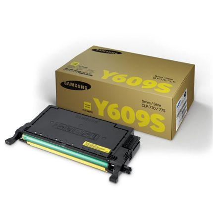 Toner Samsung CLT-Y609S Amarelo