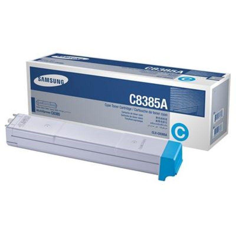 Toner Samsung CLX-C8385A Ciano
