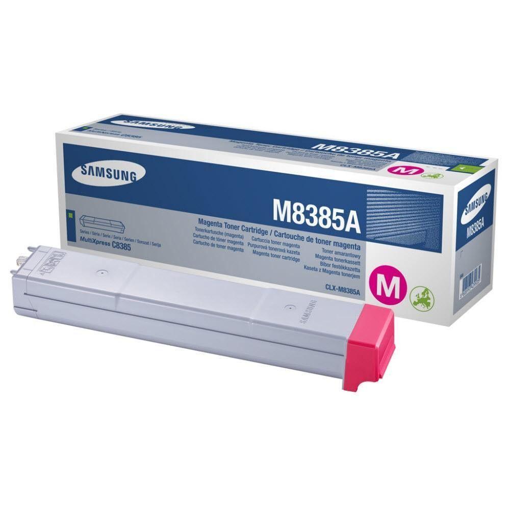 Toner Samsung CLX-M8385A Magenta