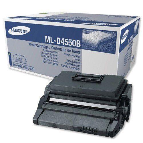 Toner Samsung ML-D4550B Preto