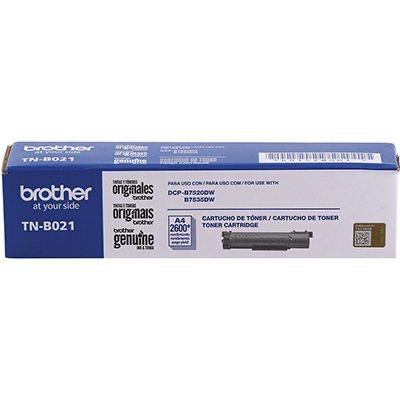 Toner p/Brother preto TNB021 Brother