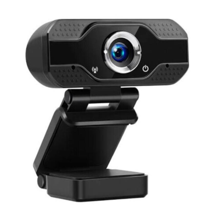 Webcam c/ Microfone Live Make Alta Resolução Full Hd 1080p
