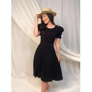 Vestido Esmeralda Liso