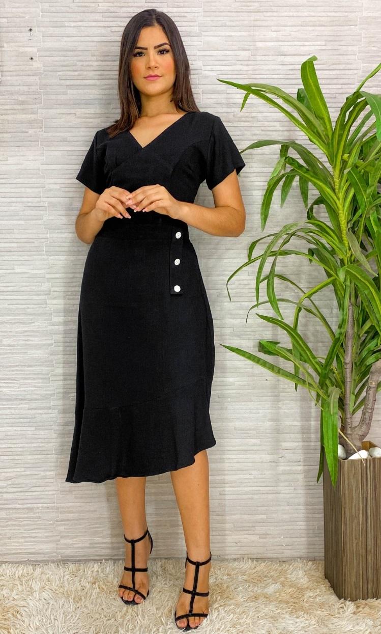 Vestido Evangélico Merida