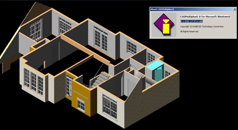 Software CADMultiplus PRO V8