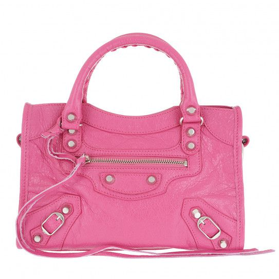 Bolsa Balenciaga Rosa