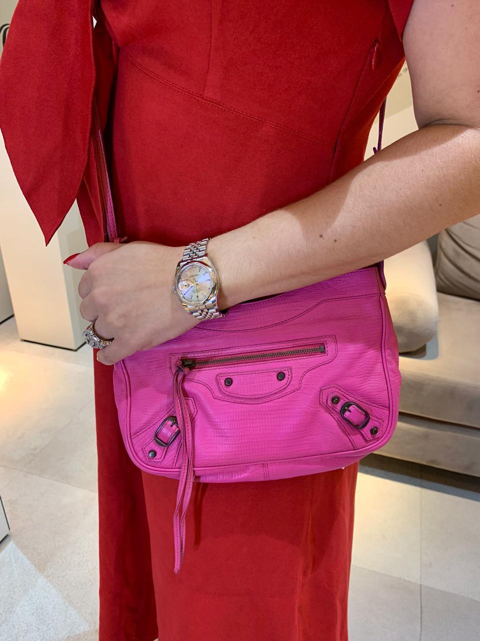 Bolsa Balenciaga Rosa Pink