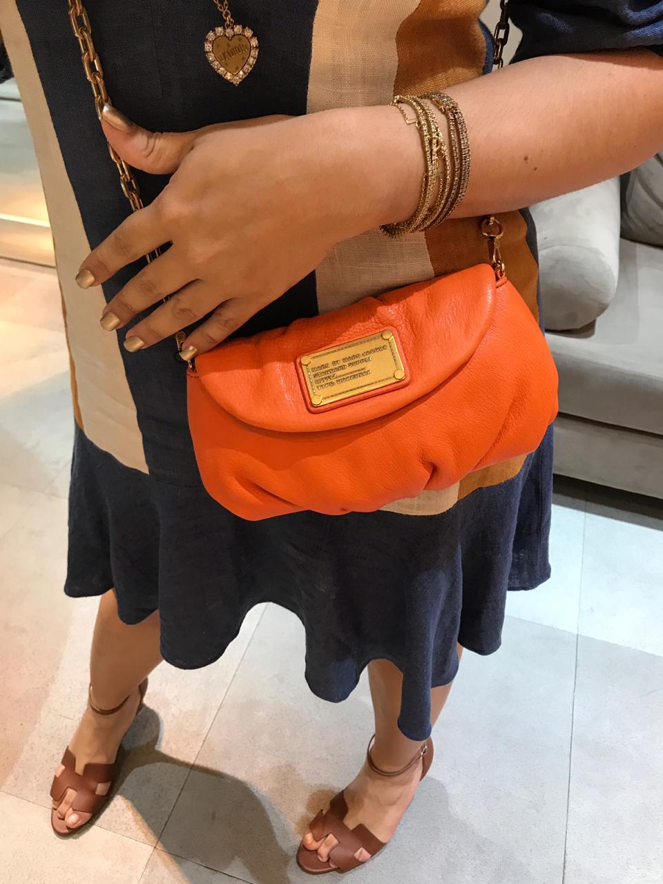Bolsa By Marc Jacobs Orange