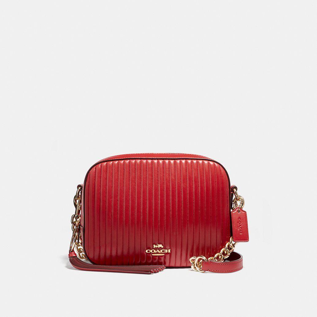 4e7a78691 Bolsa Camera Bag Coach - Paula Frank | Bolsas de luxo originais ...
