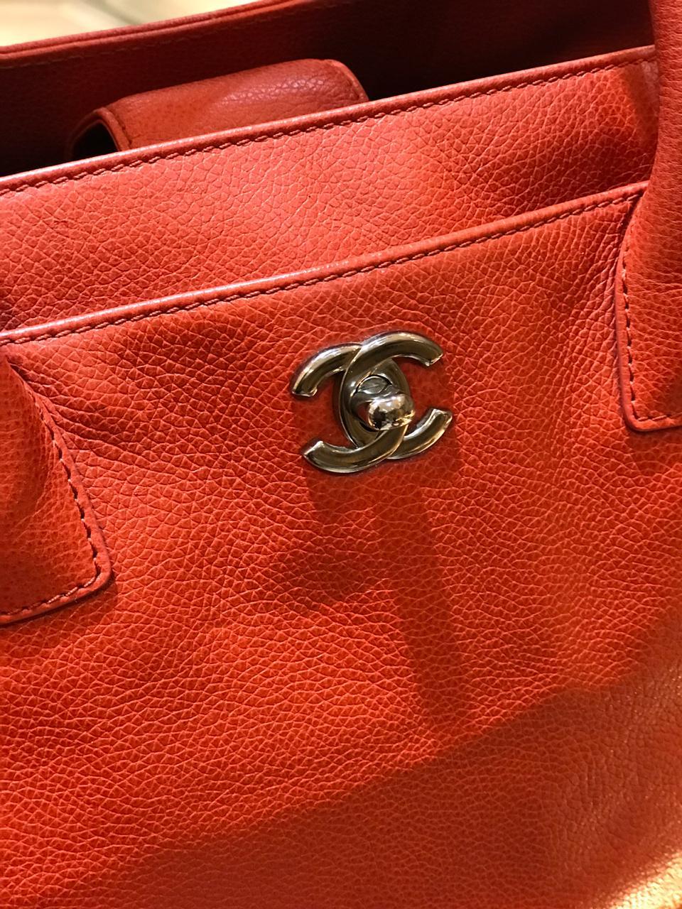 Bolsa Chanel Coral