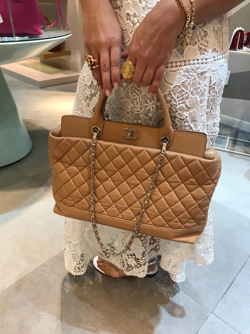 Bolsa Chanel Maxi Bage - VENDIDA