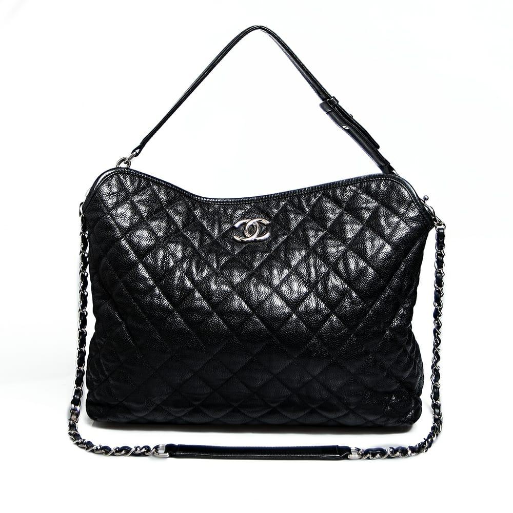 Bolsa Chanel Preta Duas Alças