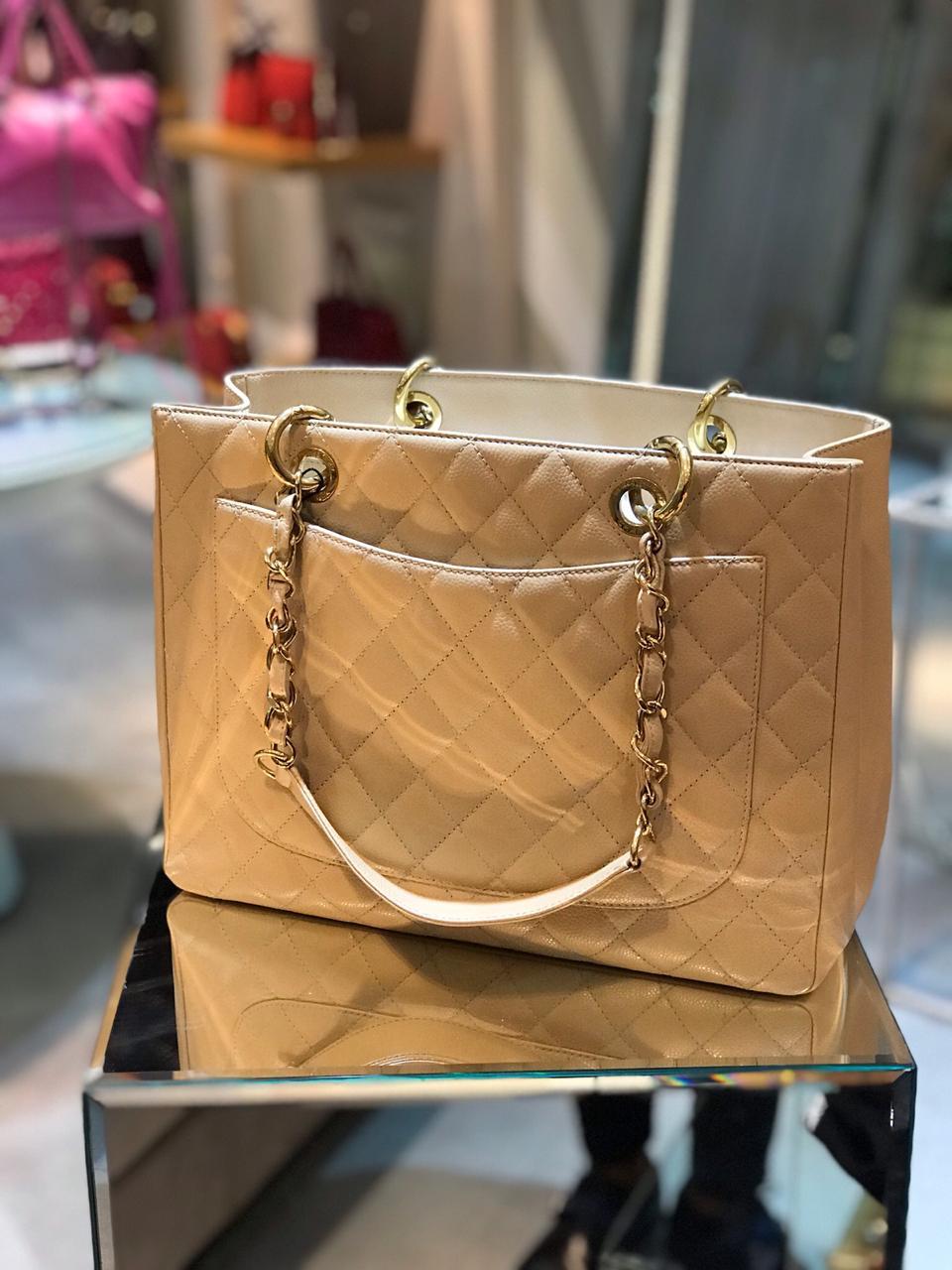 Bolsa Chanel Shopper