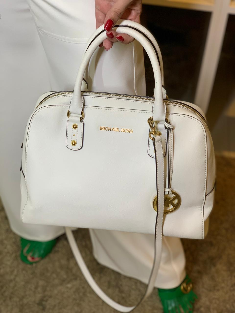 Bolsa Coach + Bolsa Mk Branca + Bolsa Givenchy Pandora