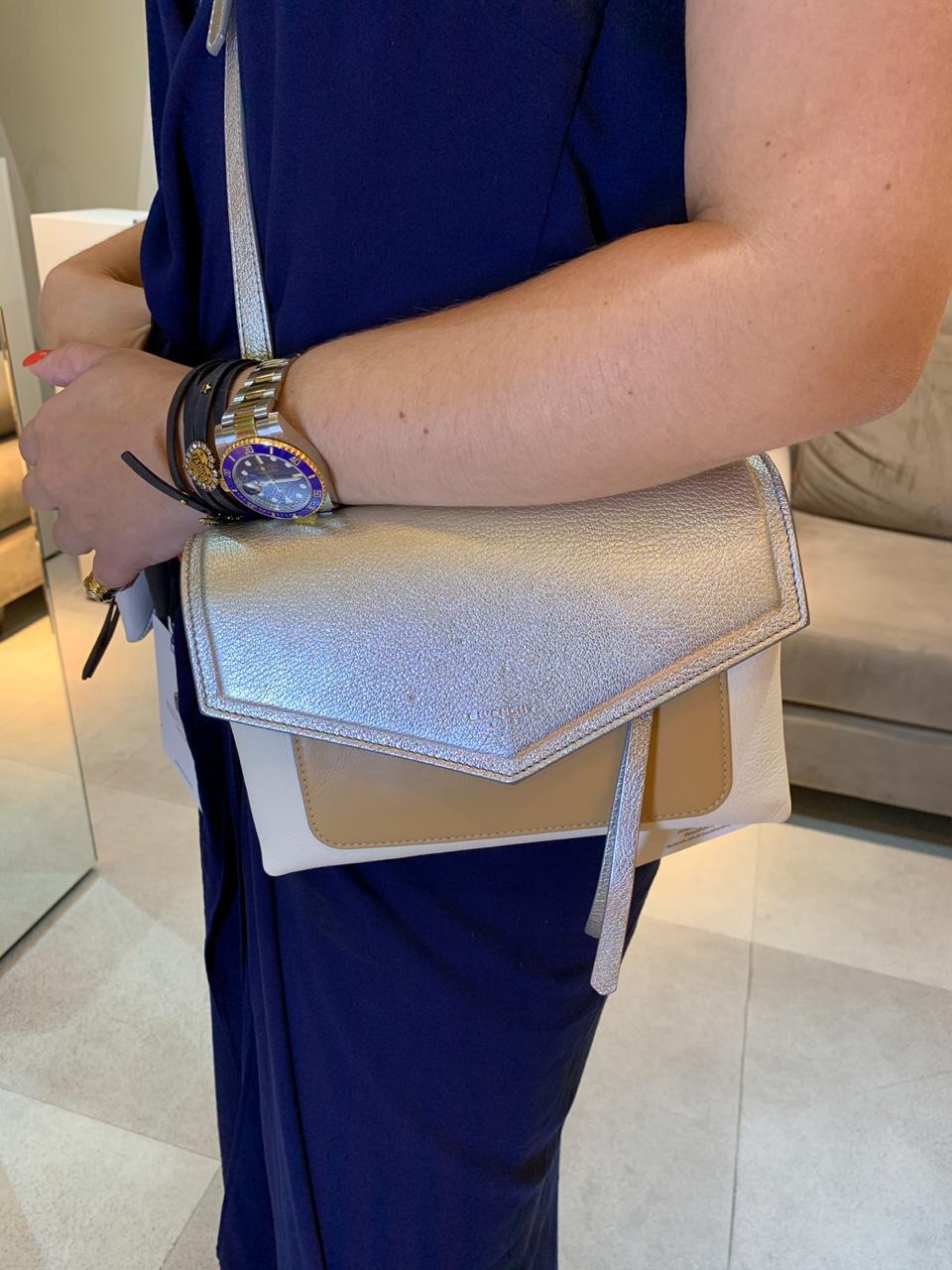 Bolsa Givenchy Envelope Prata