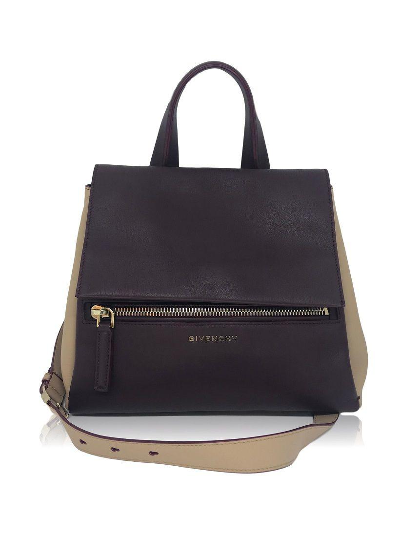 Bolsa Givenchy Pandora Bicolor