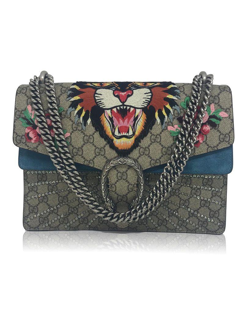 Bolsa Gucci Dionysus Tigre