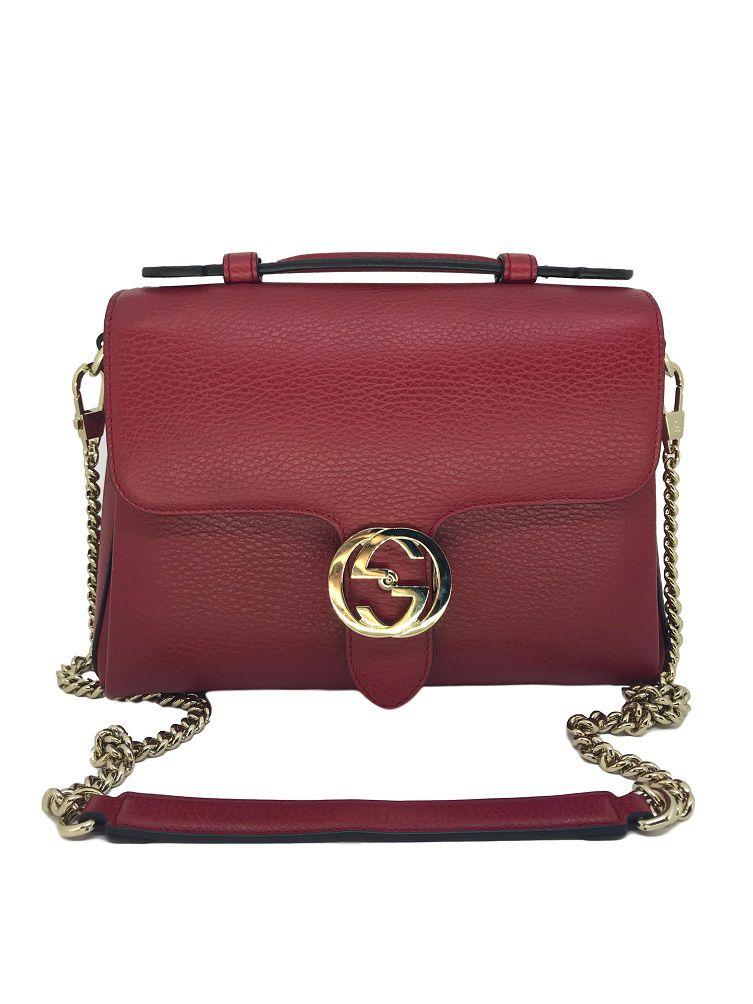 Bolsa Gucci Estruturada