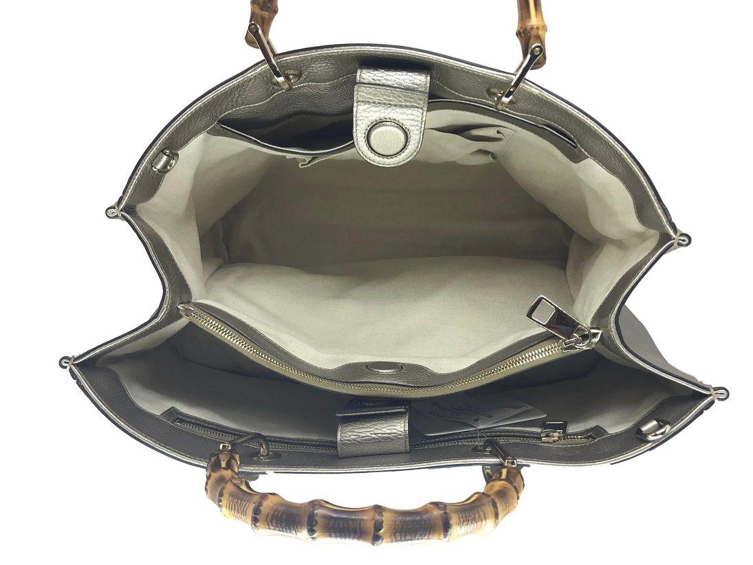 Bolsa Gucci Metalic G