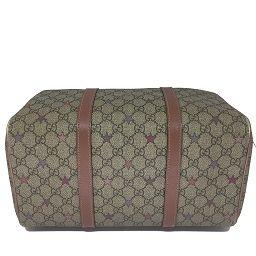 Bolsa Gucci Monograma Baú