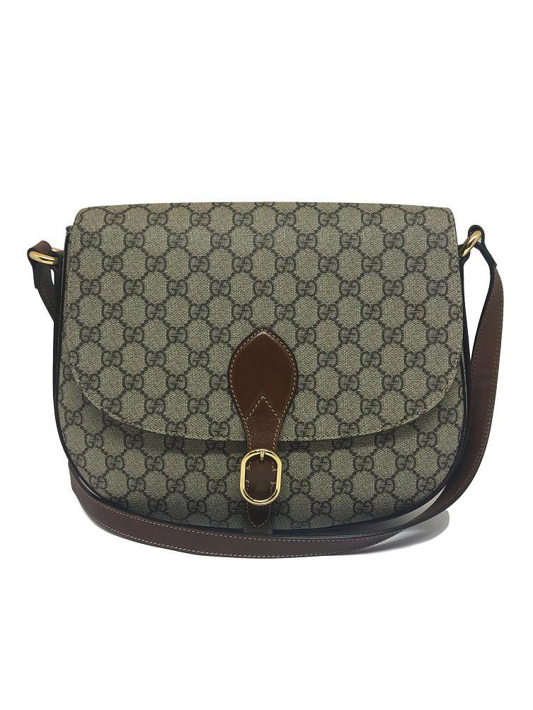 089deea8f Bolsa Gucci Monograma Transpasse - Paula Frank | Bolsas de luxo ...