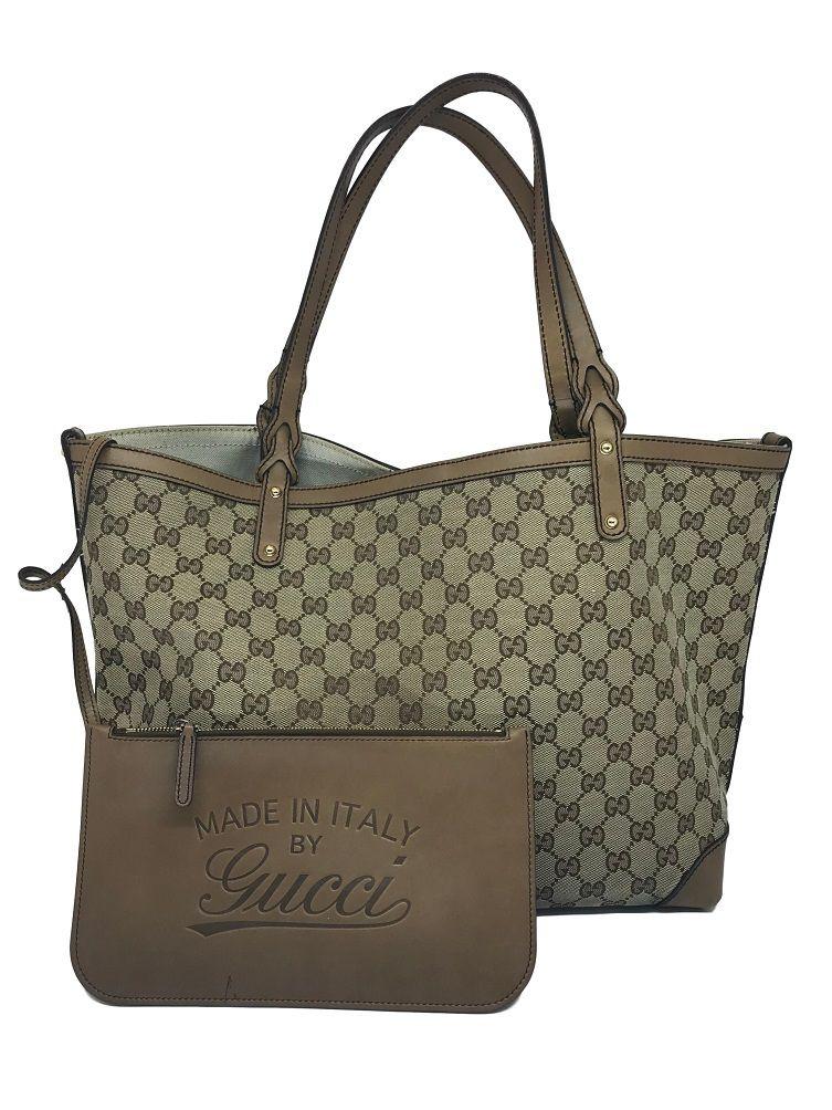 Bolsa Gucci Shop Bag