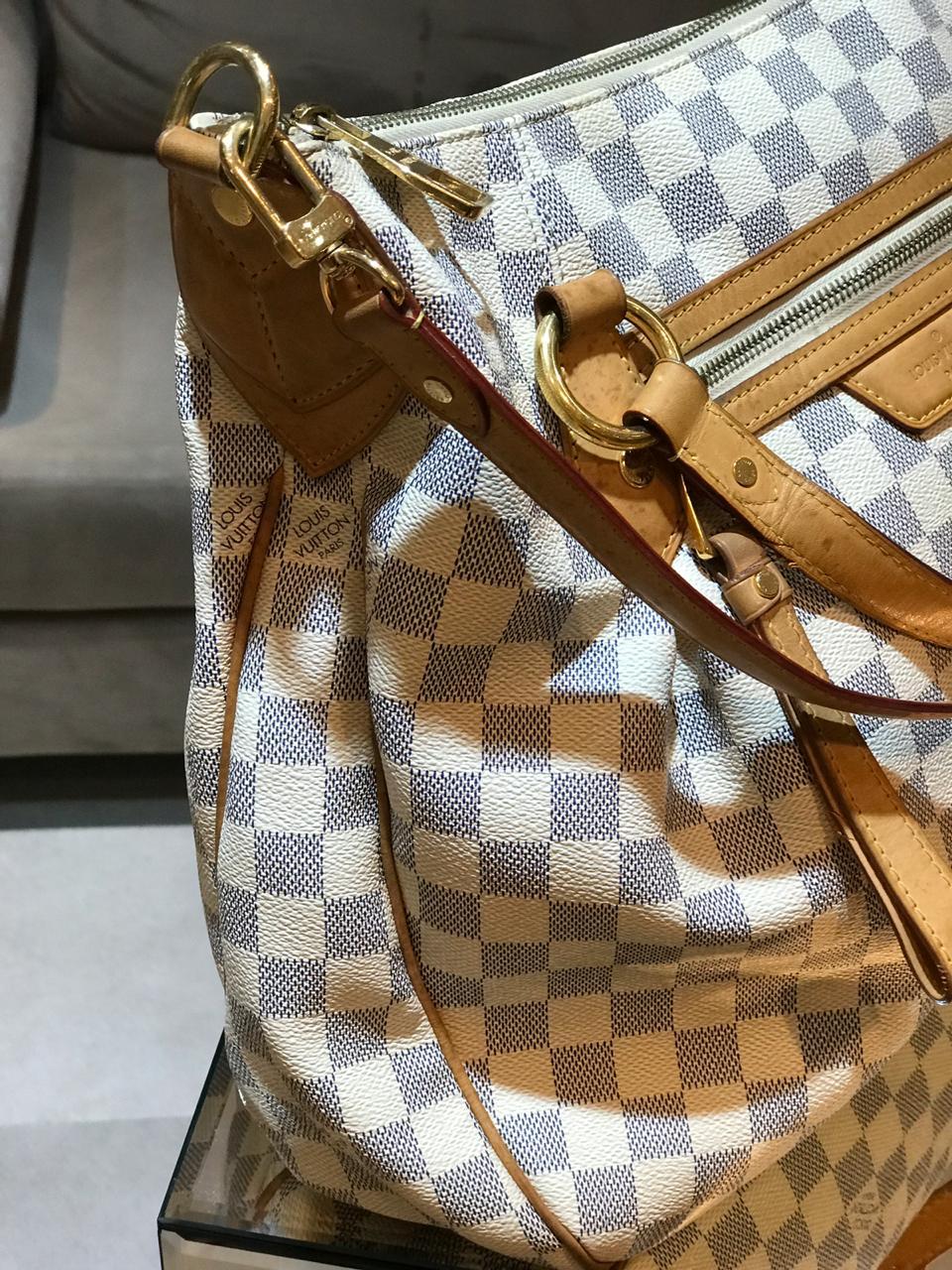 Bolsa Louis Vuitton Damier Azul