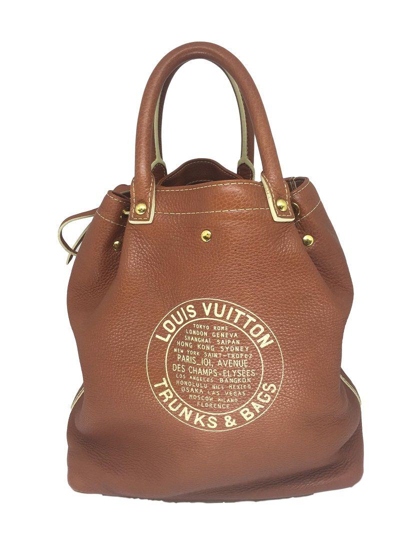 Bolsa Louis Vuitton Edição LTDA