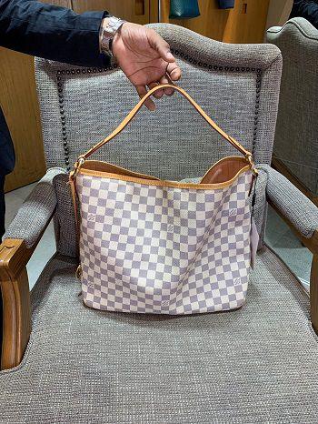 Bolsa Louis Vuitton Graceful Damier