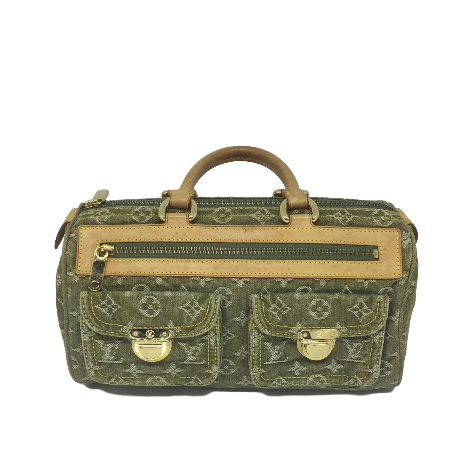 Bolsa Louis Vuitton Jeans Verde