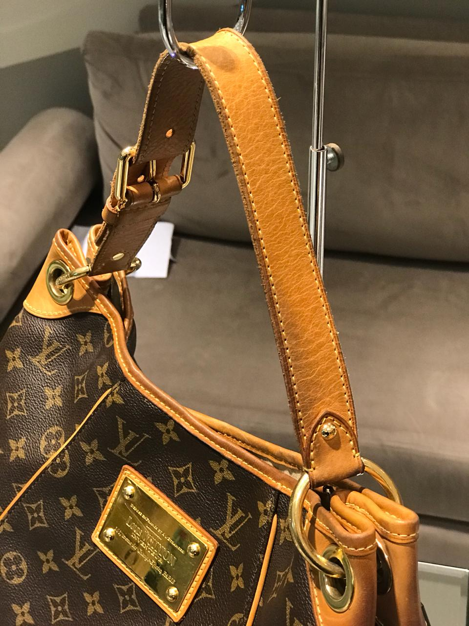 Bolsa Louis Vuitton Monograma Galliera