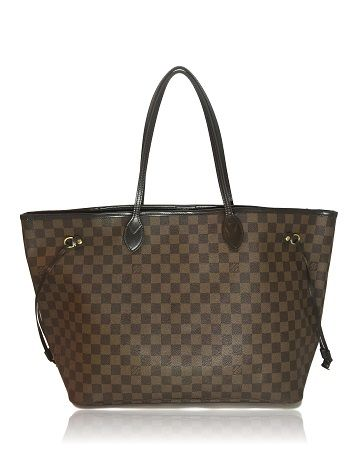 Bolsa Louis Vuitton Neverfull Damier