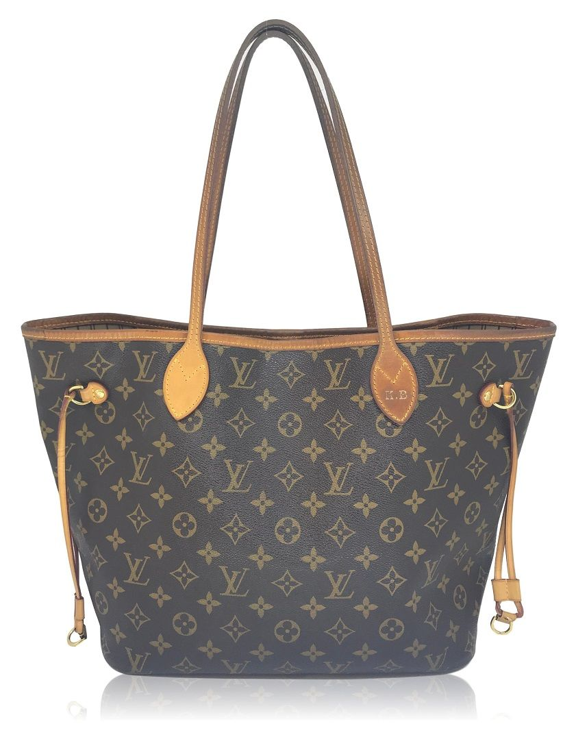Bolsa Louis Vuitton Neverfull Média