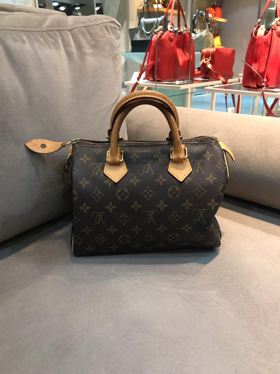 Bolsa Louis Vuitton Speedy  25