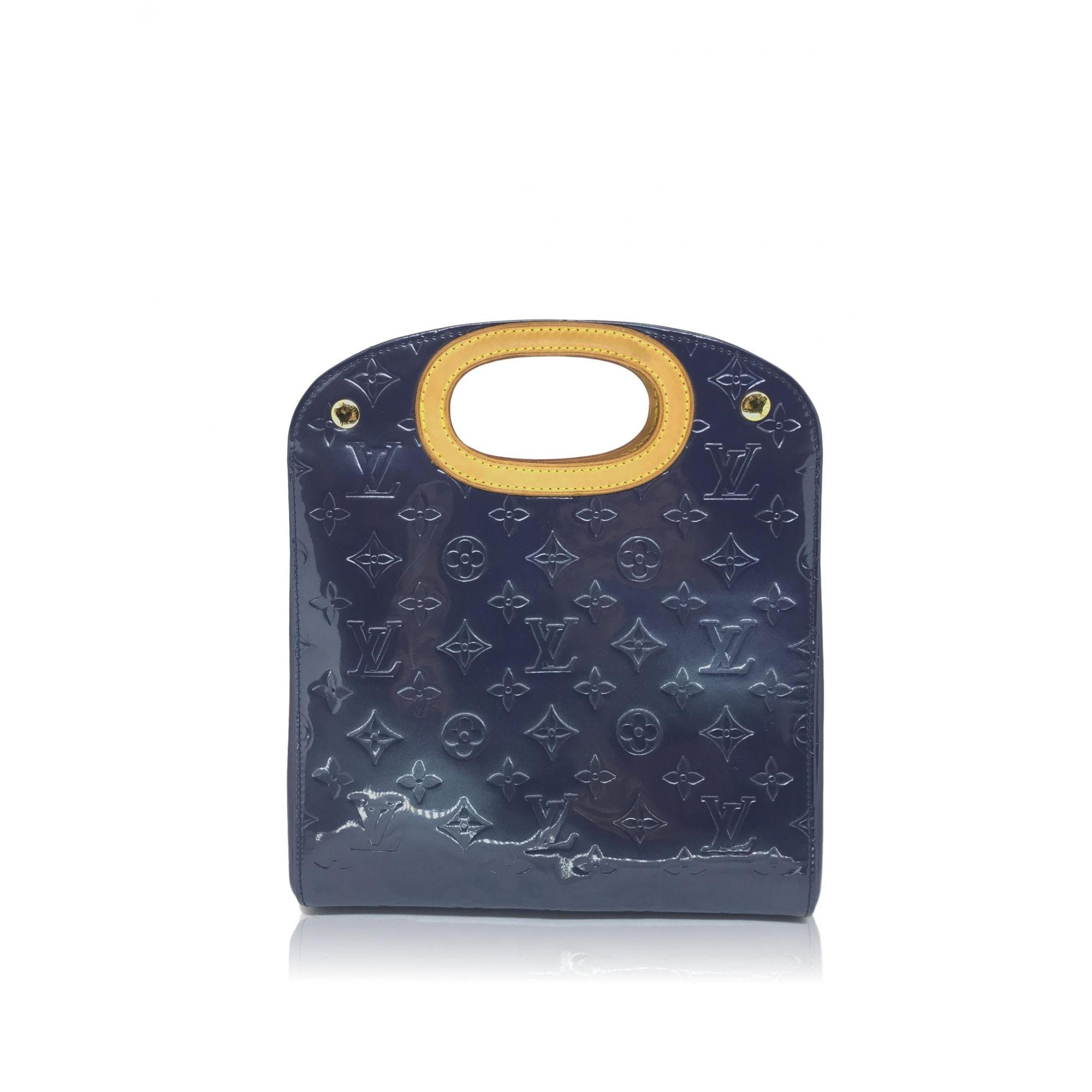 Bolsa Louis Vuitton Verniz